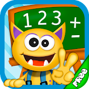 Basic skills for Preschool and Math games for kids