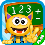 Basic skills for Preschool and Math games for kids Icon