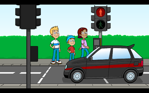 Pedestrian Crossing- screenshot thumbnail