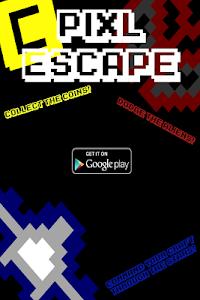 Pixl Escape: Arcade Flyer screenshot 5