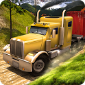 Extreme Off-Road 4x4 Logging Truck: Highway Driver icon
