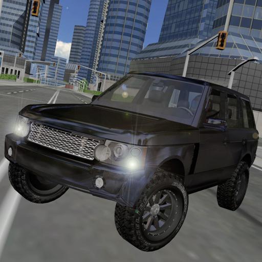 4x4 Truck City Driving 模擬 App LOGO-硬是要APP