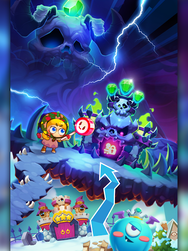 Monster Busters: Ice Slide screenshots 12