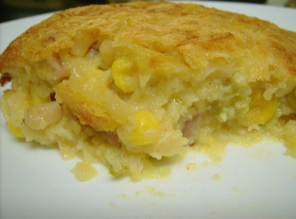 Julie's Corn Casserole Recipe