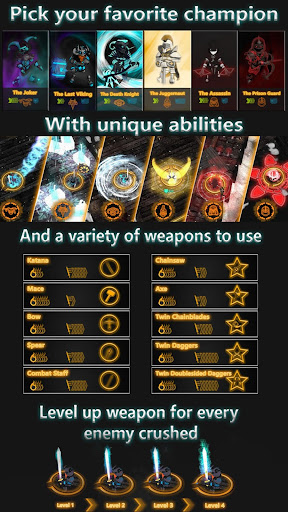 Age of Champions- Apocalypse Hack and Slash Games  {cheat|hack|gameplay|apk mod|resources generator} 3