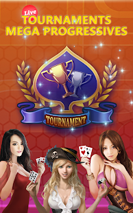 Goddess Casino-Holdem&Slot&Bac- screenshot thumbnail