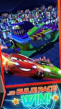 Cars: Fast as Lightning APK screenshot thumbnail 5