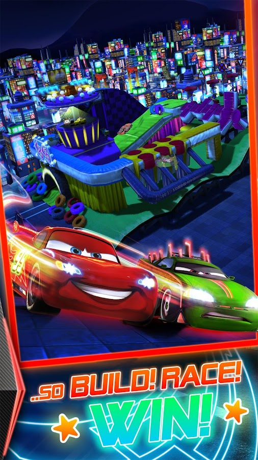 Cars: Fast as Lightning- screenshot