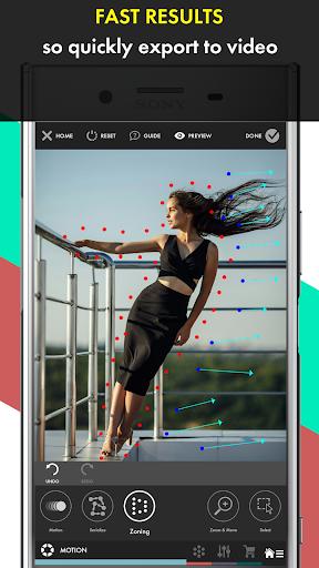 PhotoMotion Maker, Living & Animated Photo Creator 1.1 screenshots 3