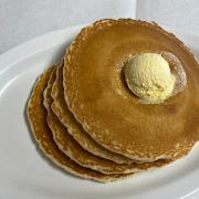 Stack of 4 Pancakes