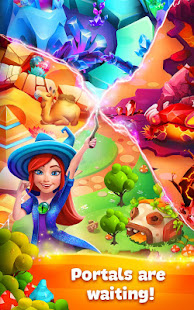 Charms of the Witch – Magic Match 3 Games 4