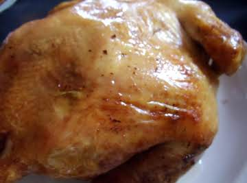 Unique Roasted Chicken