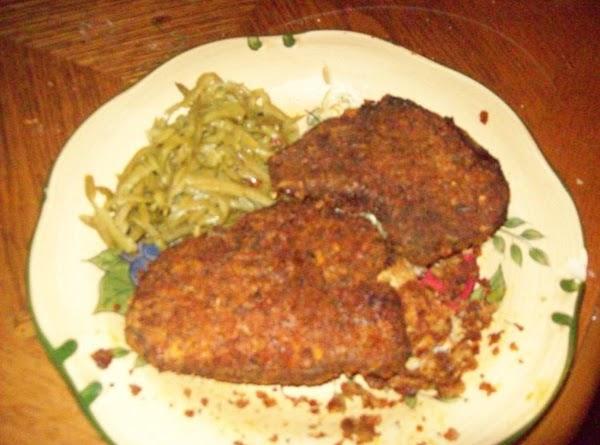Breaded Pork Chops[or Skinless Boneless Chicken Breast] Diane's Way Recipe