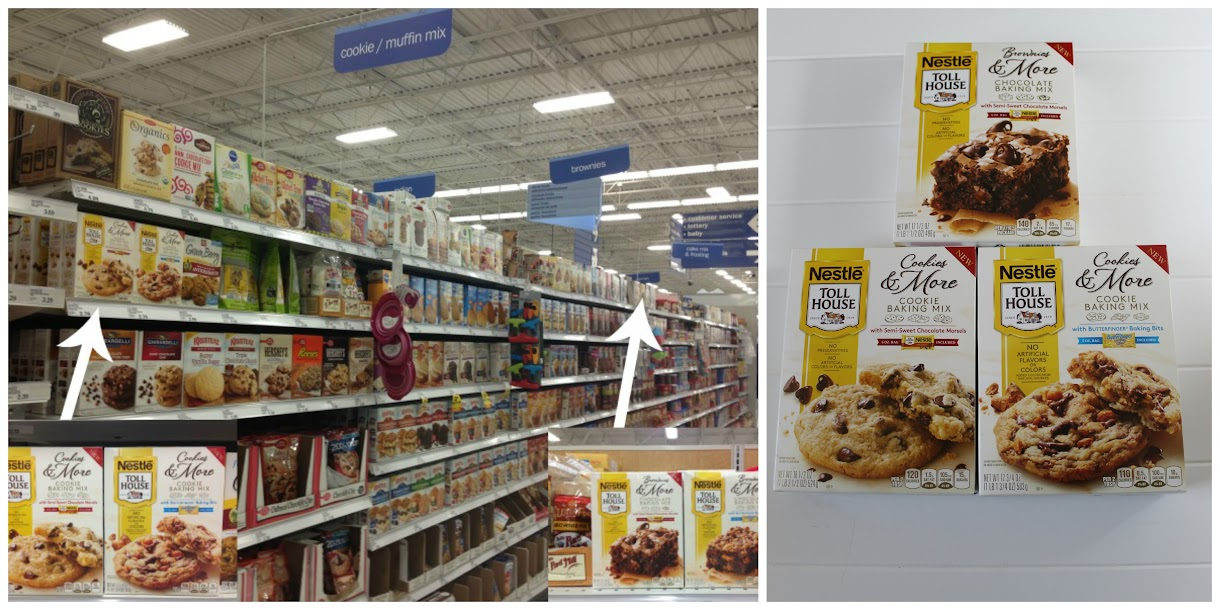 Nestle Toll House Baking Mixes - Brownies & Cookies - at Meijer