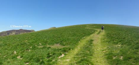 Photo: Vers le Puy de la Poche