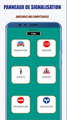 Code Triche Signalisation Routiu00e8re: Code de la Route APK MOD screenshots 3