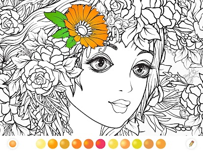 incolor coloring books screenshot thumbnail - Coloring Books
