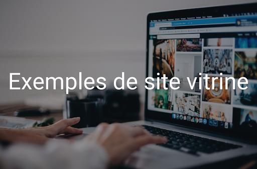 Création de site exemple