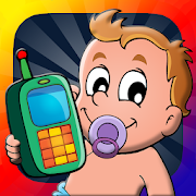Baby Phone Game for Kids Free - Cute Animals