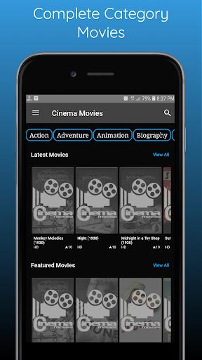 Cinema Movies - Free Movies 2018 3.0.0 screenshots 2
