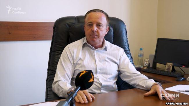 Євгеній Холод, заступник голови Полтавської облради