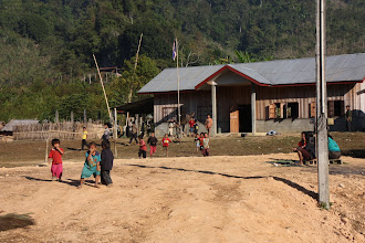 Photo: Day 302 - Village School on the Way to Vang Vieng