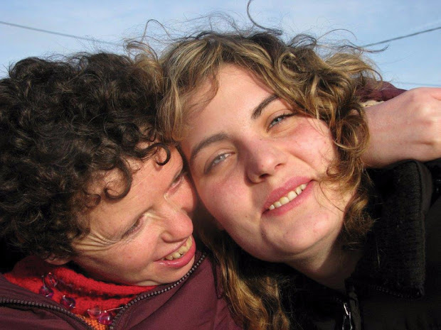 projets de l'arche l'olivier vie partagee avec des personnes handicapées mentales