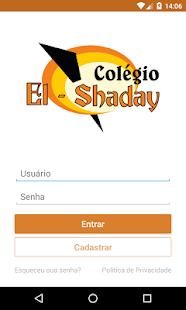 Agenda Colégio El-Shaday - náhled