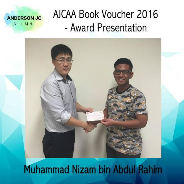 Muhammad Nizam bin Abdul Rahim, PDG 33/12, NUS 1st Year Arts & Social Science