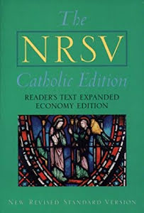 THE HOLY BIBLE NEW REVISED STANDARD VERSION CATHOLIC EDITION