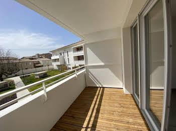 Appartement 2 pièces 42,89 m2