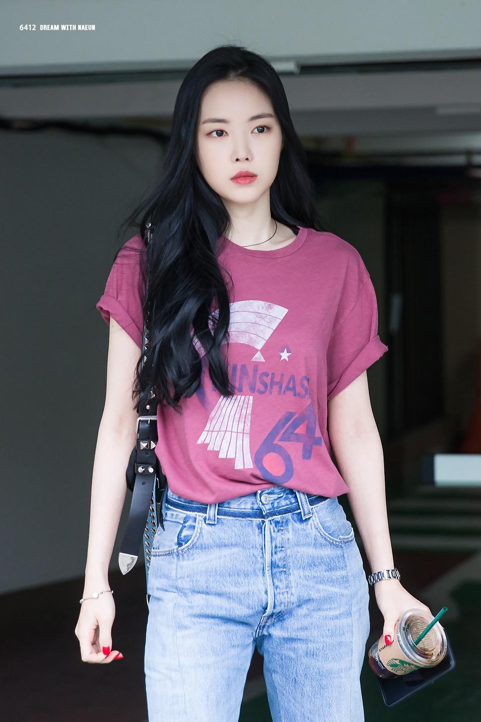 son naeun instagram ladder 6