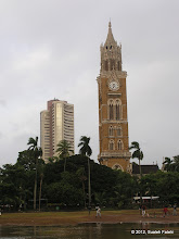 Photo: Rajabai Tower, and the Stock Exchange