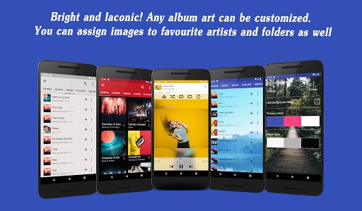 Invenio Music Player 1.3.75 screenshots 1