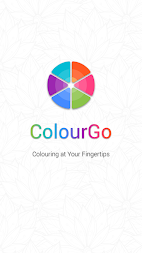 ColourGo - Coloring book APK screenshot thumbnail 1