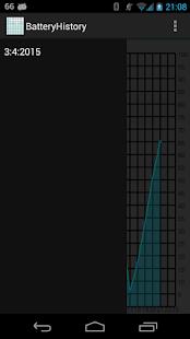 Battery History - screenshot thumbnail