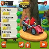 APK App New Angry Birds Go Guide for iOS