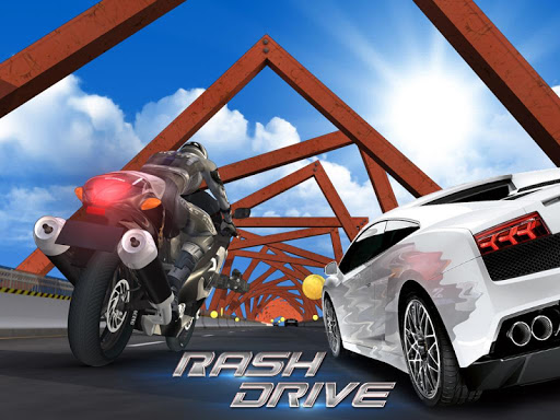 Endless Rash Drive for Android