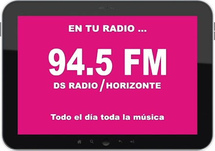 DS RADIO HORIZONTE- screenshot thumbnail
