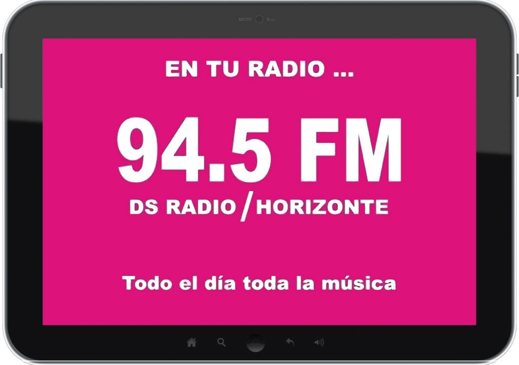 DS RADIO HORIZONTE- screenshot