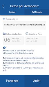 Orario Voli screenshot 2