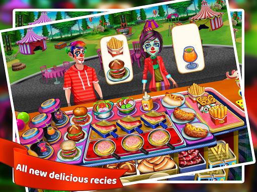Télécharger Cooking Joker: Food Fever Restaurant Craze Kitchen mod apk screenshots 3