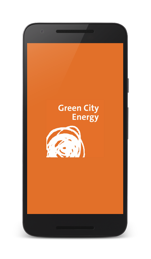 Green City Energy Bürgerstrom- screenshot