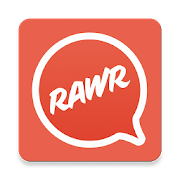 Rawr Messenger - Dab your chat 1.5.4 Icon
