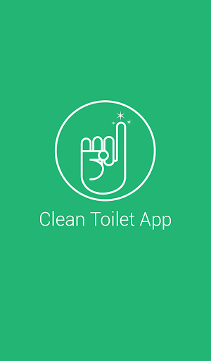 Clean Toilet App
