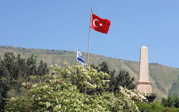 Photo: Turkish Pilots Monument at Ha'on