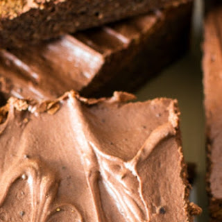 Deliciously Tasting Fudgy Brownies