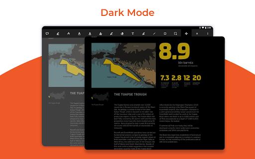 Xodo PDF Reader & Editor 5.0.10 screenshots 18