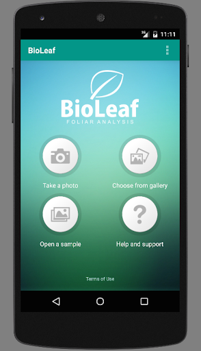 BioLeaf - Foliar Analysis