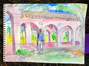 Photo: Watercolor by Charlotte Mahoney 12-19-13